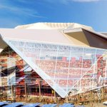 Super Bowl LIII in 2019 goes to Atlanta and the new Mercedes-Benz Stadium. https://t.co/1H2RDysV1y