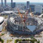 Atlanta wins bid to host @SuperBowl LIII in February 2019 https://t.co/QRXisR2YeH https://t.co/I5qmrzf9sn
