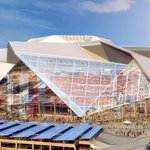BREAKING: Atlanta will host Super Bowl LIII in 2019 (pic via @MBStadium) https://t.co/k8LJNViIFI