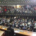 #Ahora AN debate emplazamiento al CNE para publicación de cronograma del revocatorio https://t.co/t22aAuAS5t https://t.co/ntxCu0Fp4s