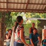 Con @ofiturismosmr y @MelissaMtzP seguimos trabajando en el Pacto por el Buen Vivir con la comunidad de Minca. https://t.co/M4Bu5Eya9n