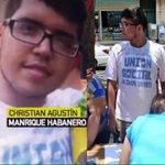 """Christian Manrique fue """"capturado"""" (secuestrado) por las autoridades hace 90 horas y no aparece! Ayuda a difundir RT https://t.co/8zga7mohgN"""