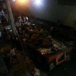 @antenax2 SAQUEO En Barrancas Edo Tachira saquean gandola de arroz https://t.co/Vdvrm7LroZ