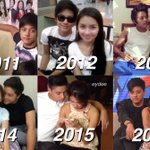 Remember these stages? Started from the bottom now were here. 💯 5 YEARS. 💖 #PushAwardsKathNiels https://t.co/yfiJXyfQoB