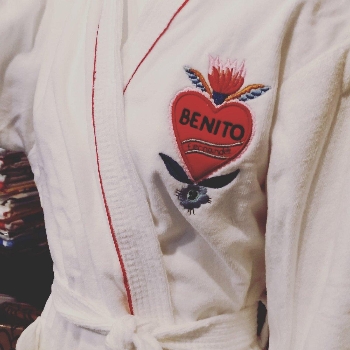 @BENITOfz presenta en #FPD16 su línea nueva de ropa de cama y baño https://t.co/2QXndOxxmy