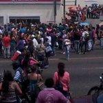 Así estuvo hoy Centro de #SanCristobal con más gente protestando por comer, que la marcha roja. #24M https://t.co/EnOh2Zn8fv