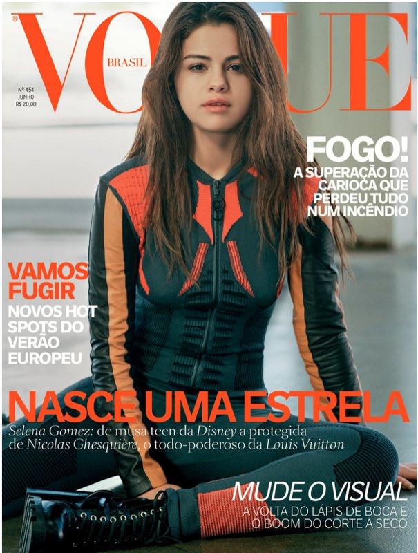 My first cover for @voguebroficial with @louisvuitton https://t.co/KJkBH1RNIK
