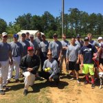 Congrats to our Geronimo paratroopers for winning 1st place in #AAW2016 softball competition https://t.co/s9WSjfCTB7