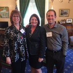 Nurse practitioners serve vital role in #healthcare - glad to welcome 2 from #SanDiego to Sac today! https://t.co/5f2Gffysz4