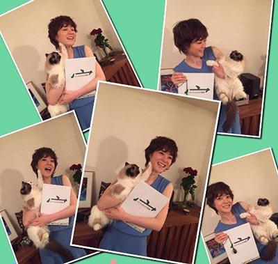 上野樹里さんHAPPY BIRTHDAY! # 上野樹里 https://t.co/9Du3sYnXEy https://t.co/5H4CIulUn5