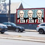 BREAKING: Turnbull really hates Fizza posters and has begged the AEC to take them down, so DONT SHARE IT! #ausvotes https://t.co/3Ej5naQDJy
