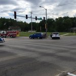 Minor car crash blocking SB traffic on Springfield Ave at W. State for the next 20 min https://t.co/AIlbkIW6d8