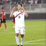 Vamos Perú! Contento con la victoria y el gol! https://t.co/cfbj3p9lm1