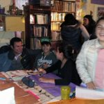 #Ahora en Bib.Isabel Rodriguez de Plottier. B° 2 de Abril Un trabajo gigante de voluntariado de Verónica y equipo! https://t.co/IAuBo3lxhw