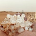 تساقط الثلوج في صحراء #غات مساء اليوم #ليبيا https://t.co/srACOP97Md