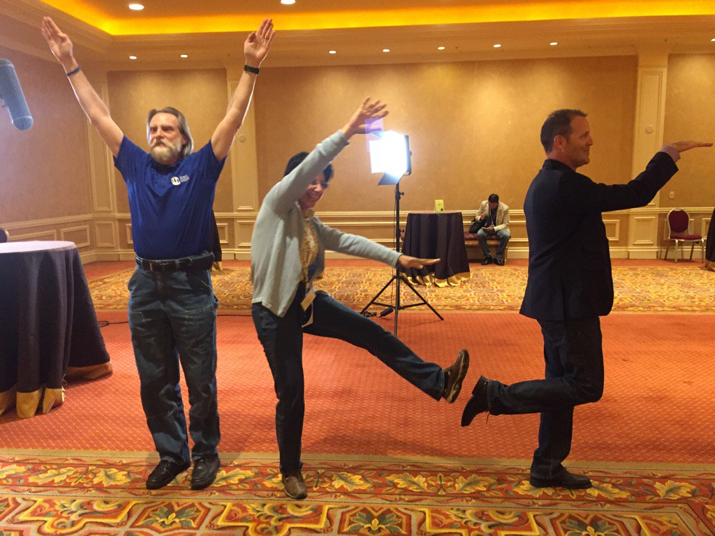 #CitrixCTP team says YES to @citrix  CitrixSynergy https://t.co/o40VeOZ0EM