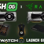 The Overwatch giveaway is 🔥🔥🔥!   Added a GTX 1080 & 1070!!  ENTER: https://t.co/S5fA3xx6tj  https://t.co/D4UG4rinWv https://t.co/mQiK9XGOYV