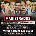 #24M Mañana movilización nacional exigiendo respeto a los derechos constitucionales de los vzlanos https://t.co/e2R0vG2rJO via @RevocaloYA