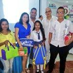 Alcaldía entrega dotación de maletas mavex con material pedagógico a 10 Instituciones educativa distritales. https://t.co/SA5sRG12EB