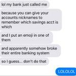 Banking tips https://t.co/8Q90f056EZ