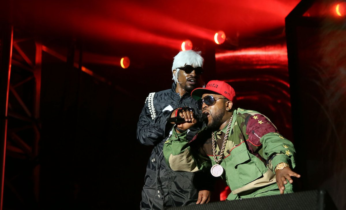 Folks really want Outkast to perform in the halftime show for Super Bowl 2019 in Atlanta https://t.co/WgB1VG0dLz