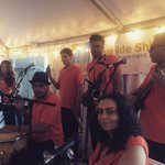 .@AfroLatineers #Live #music at #tasteofsunnyside @SunnysideShines #queens #nyc https://t.co/lVc9PUDL6a