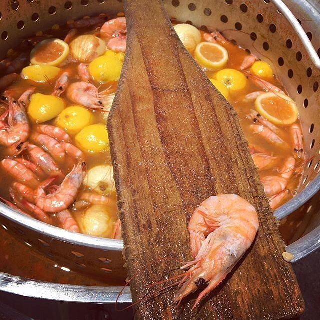 We can't think of a better way to start the shrimp season than with a boil! #TasteLouisiana https://t.co/sTAleivZNZ https://t.co/ZC0yGniiB7