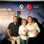"""#IcadepCoahuila presente en la Lectura Ininterrumpida de """"El Quijote de la Mancha"""" @luciaazucena @PRICoahuila https://t.co/3Z8cvKscav"""
