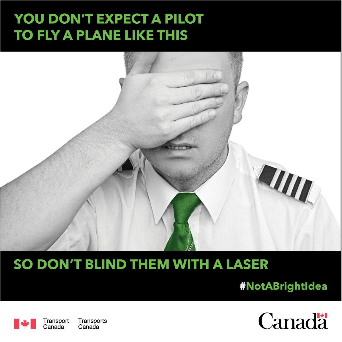 Laser strikes can leave pilots flying blind #NotABrightIdea https://t.co/ZbSPiC1kkz https://t.co/8I1JKGlvHb