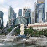#Merlion by @icesazzyy - Joodmorning world ☀️ . #merlion #landmark #singapore #nice #iceeatandtravel #singapore https://t.co/3SgcmTAVoC