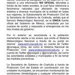 ---INFORMACIÓN IMPORTANTE--- vía @SegobCoahuila @GobDeCoahuila https://t.co/EnDKHv5qSf