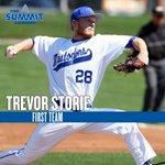 Congratulations to @IPFWBaseballs Trevor Storie being named All-Summit League 1st Team starting pitcher! #IPFWbb https://t.co/7lM2pdTOE8