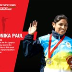 Lets cheer for Ayonika Paul #RioOlympics2016 #MakeIndiaProud https://t.co/w0tvEprnrh