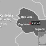 Ten Killed In #Suicide Bombing Outside #Kabul https://t.co/te0gsyOyeS https://t.co/RqrA6B7uAx