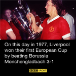 #OnThisDay in 1977, a historic night for @LFC in Rome. https://t.co/493qxdYnKF