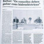 "📰  @LaRegion "" El Presidente de la @DeputacionOU, @ManuelBaltar elegido vicepresidente municipios con embalse"" https://t.co/nFJMYZQxu1"