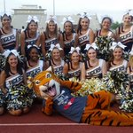 @KleinCollins Cheerleaders looked great tonight & are most certainly @KCTigerFootball biggest fans! #TigerPride https://t.co/RuTkDn48sR