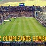 ¡¡Feliz Cumpleaños BOMBONERA!! 💙💛💙 TEMPLO del Fútbol MUNDIAL 🙌 https://t.co/c6N1C9NbGz