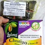 ¡¿Chorizo a base de almendras?!!! ¡COMAN MIERDA, VEGANOS HIJUEPUTAS!!! https://t.co/2BY497kgcT