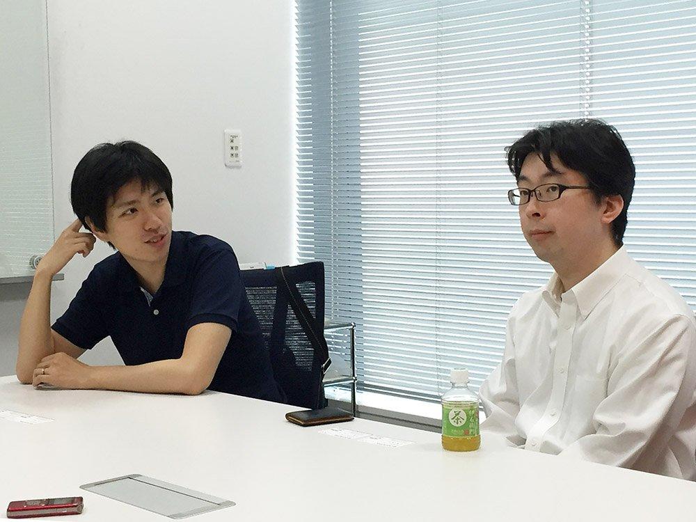第1期電王戦にて勝利を収めた将棋プログラムPonanzaは、機械学習に弊社の「高火力コンピューティング」を採用くださっています。昨日は開発者の山本さん、下山さんに取材にご協力いただきました。記事は6月上旬に公開予定です。お楽しみに! https://t.co/beuq81UCAR