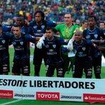 Con un promedio de edad de 23 años, Independiente Del Valle se mete en semifinales de Copa Libertadores. GRANDES!!! https://t.co/KJcleuuqjH