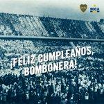 ¡Feliz cumpleaños, #Bombonera! https://t.co/tCN1c9ptWK