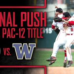 Did you know?  @utahbaseball plays at home to win the #Pac12BSB title this weekend! https://t.co/0Z07S9eYmf