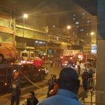 Bomberos sofocan incendio en la sede del Cicpc en la Avenida Urdaneta (fotos) https://t.co/ri6a779BrC https://t.co/XBgiOiKY6X