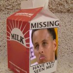 "MISSING: 63"" MVP winner Answers to ""Steph"" Last seen whining to the refs because he aint bout dis life https://t.co/ZcIjbwFhiV"