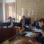 Глава города Сергей Панчин открыл заседание Думы https://t.co/XAm4yxyzG3
