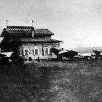 1925.5.25:Монголын нисэх хүчний анхны онгоц Ю-13 одоогийн Цэргийн госпиталийн зүүн талд бэлтгэсэн аэродром дээр буув https://t.co/HgT0FHovZR