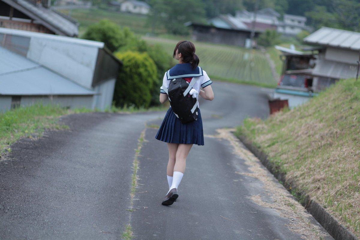 茉夏さんの写真とつぶやき:いっしょに、帰ろ? https://t.co/SorqxUqull