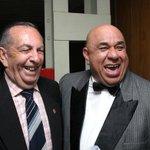 Dos grandes del Canto Don Tino Rodríguez y el gran Argenis Carruyo @ArgenisCarruyo https://t.co/pd9CojzVgW