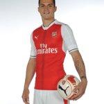 Finally, new #Arsenal signing Granit Xhaka #afc https://t.co/j8J8NFcMa0